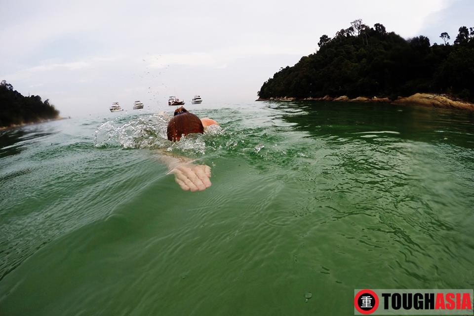 Swim through clear emerald waters at Pangkor Laut