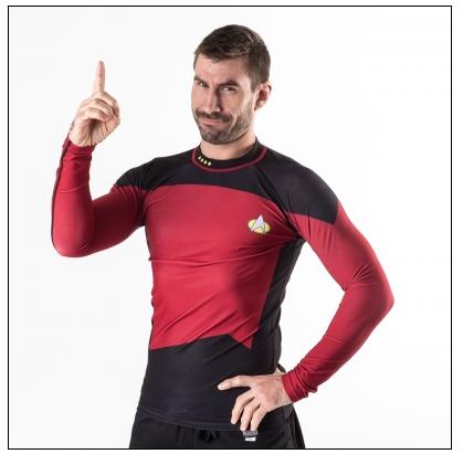 Unleash your inner Star  Trek geek.