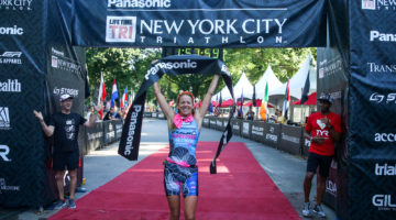 New York City Triathlon 2016.