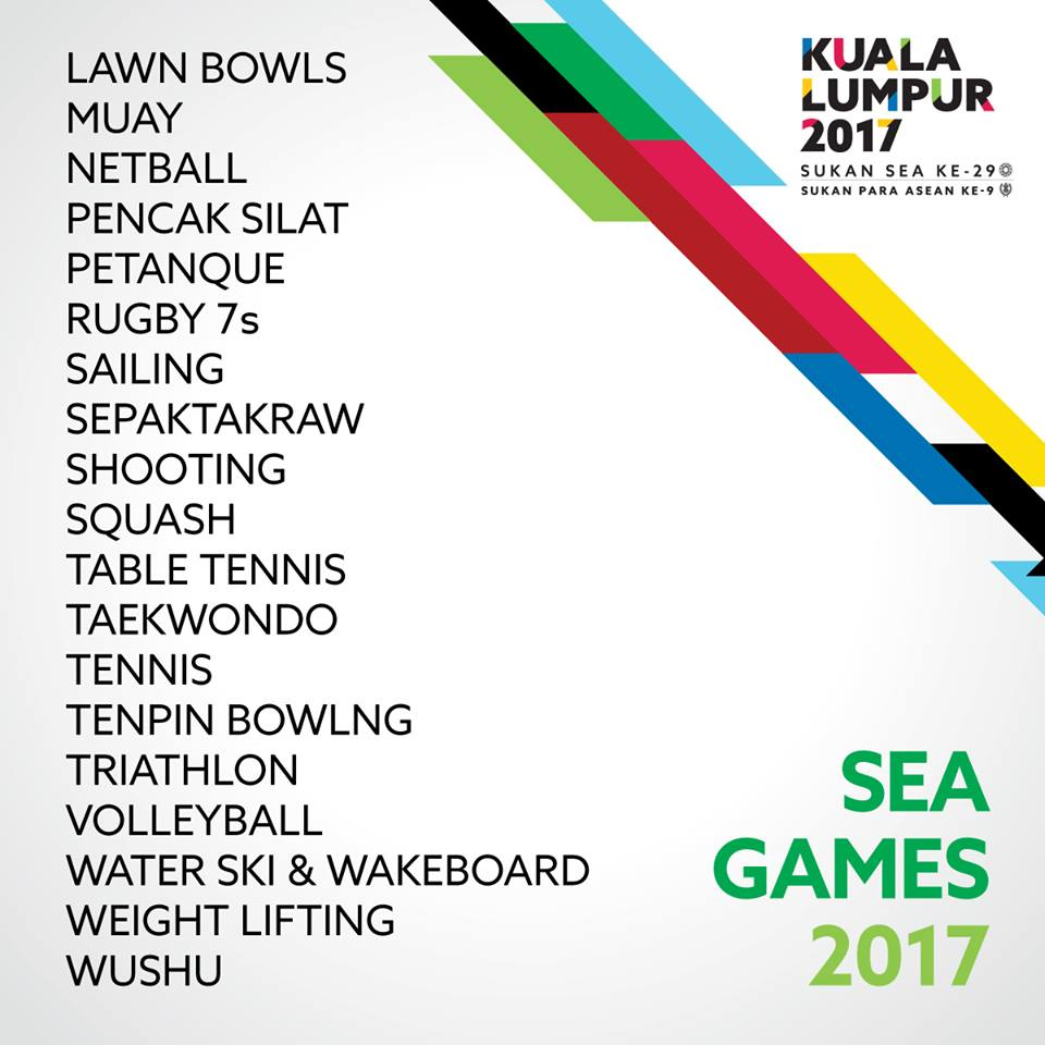 Triathlon To Feature In Kuala Lumpur Sea Games 2017 In