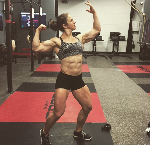 these 5 crossfit girls will shake the 2016 crossfit games tough