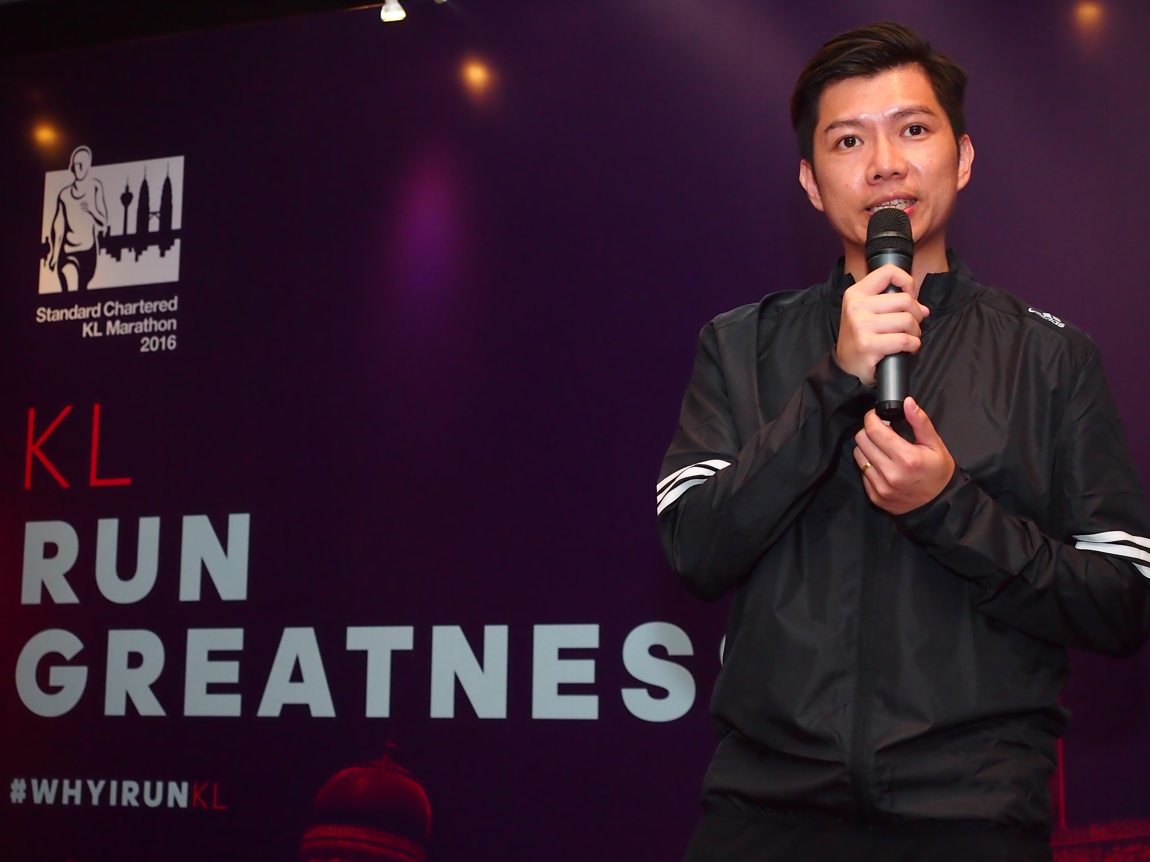 David Wong, Head of Marketing, adidas Malaysia