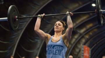 Erin Bonett finds CrossFit glory at Celtic Games. (IOM Today)