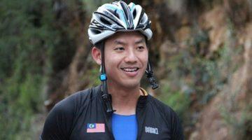 """Don't do your best, do it extraordinary"" - Josiah Ng (Facebook/Josiah Ng)"