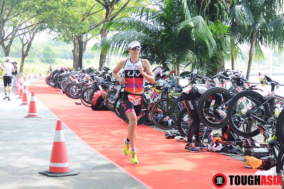 Radka Vodickova finished second at Challenge Iskandar Puteri.