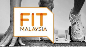 Spartan Race at Fit Malaysia