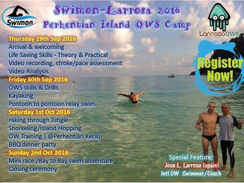 Swim On OWS camp