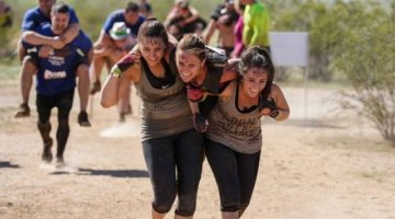 The Tough Mudder and du Mini Mudder events will take place in Dubai's Hamdan Sports Complex on Dec 9 and 10. (IMG Middle East)