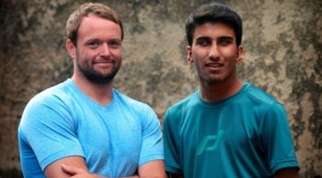 Blind teenager, Azeem will take on the Tough Mudder obstacle course race. (Manchester Evening News)