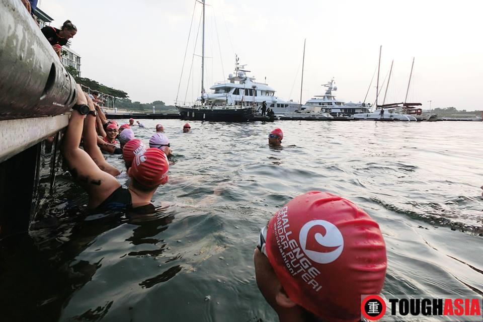 Challenge Iskandar Puteri swim2