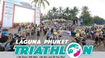 (Facebook/Laguna Phuket Triathlon)