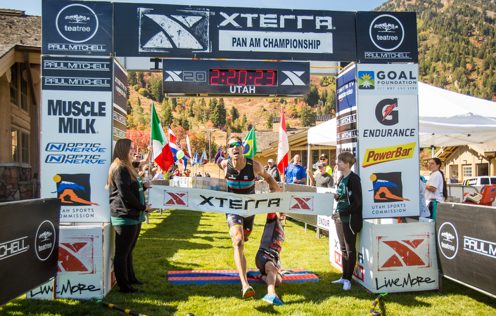 The narrowest win in Xterra by far goes to Josiah Middaugh over Braden Currie. (Xterra)
