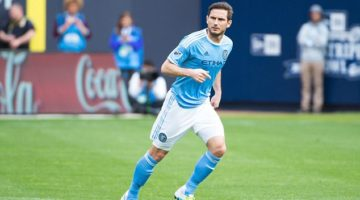 Football legend Frank Lampard is interested in Triathlon after retirement. (getty images)