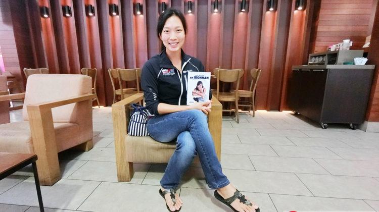Karen Siah Ironman book