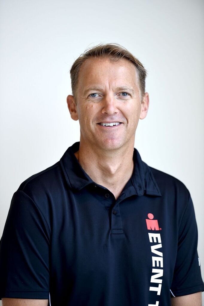 Managing Director of Ironman Asia, Geoff Meyer explains the trials and tribulations of org)anizing an Ironman race. (Ironman )