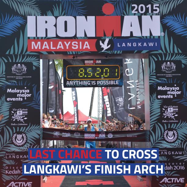 (Ironman Malaysia)