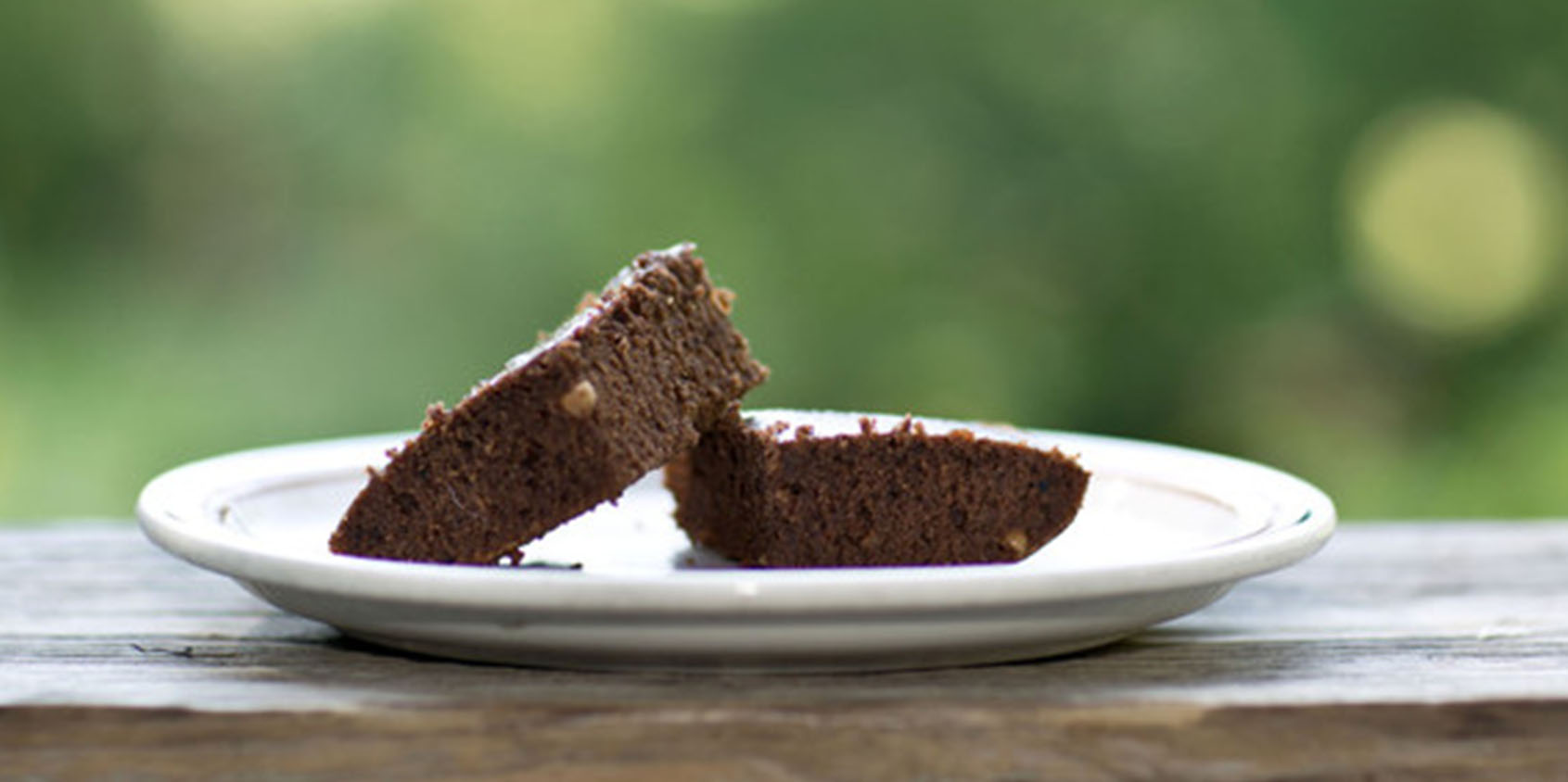 Load up on guilt-free chocolate cake for recovery. (spartan.com)