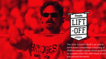 CrossFit Liftoff 2016