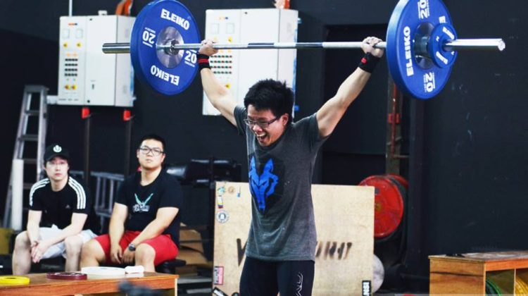 Weightlifting challenges athletes towards lifting more weight than their own body weight.
